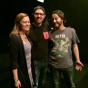 Emily Clark, Ryan Scott Oliver, Cody Clark. 2016
